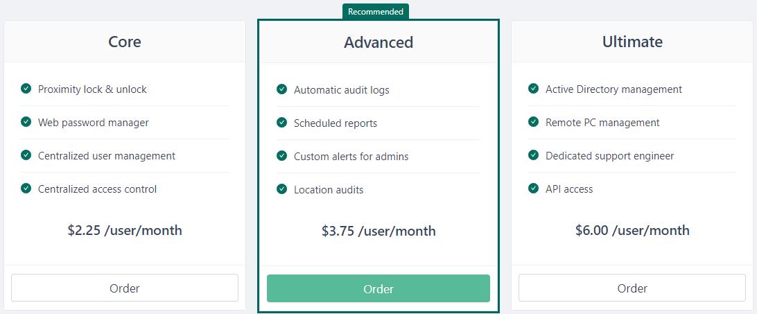 How to subscribe to GateKeeper Enterprise. - GateKeeper